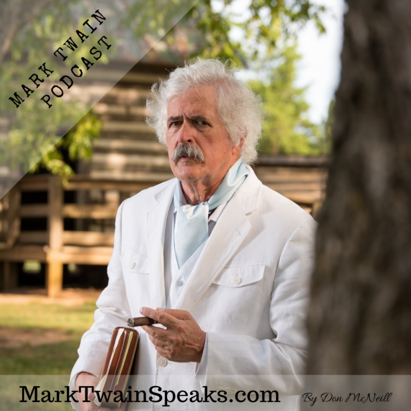 Mark Twain Speaks Podcast
